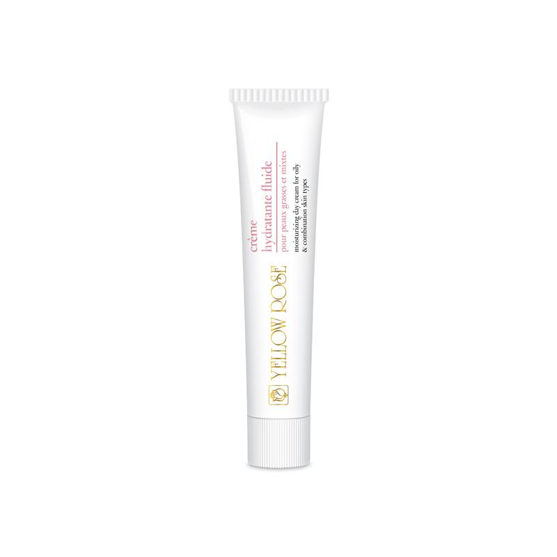 Creme hydratante fluide – Hidratáló hatású arckrém normál és kombinált bőrre