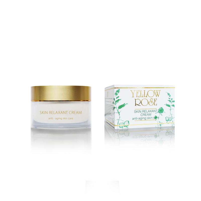 Skin Relaxant ant-aging hatású arckrém