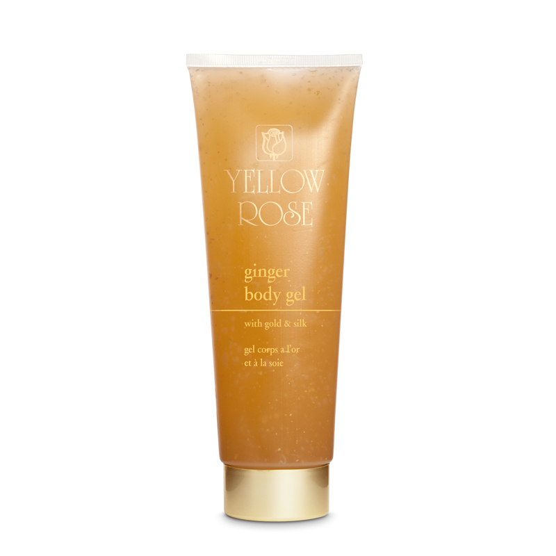 ginger body gel