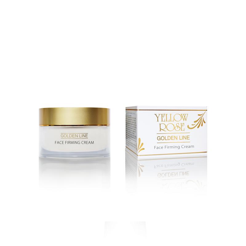 Golden Line feszesítő hatású arckrém